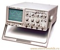 Осциллографы  20 МГц GOS-622G, GW Instek (Good Will Instrument Co., Ltd.)